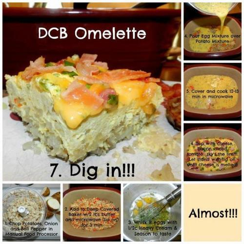 DCB Omellette252431_n.jpg : pampered chef deep dish pie plate - pezcame.com